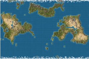 Civ  Best Island Map Seed